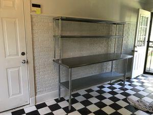 Gridmann stainless steel kitchen rack for Sale in Nashville, TN