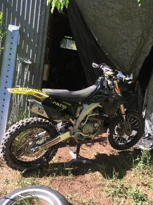 2006 RMZ 450 dirt bike for Sale in Dillon, CO