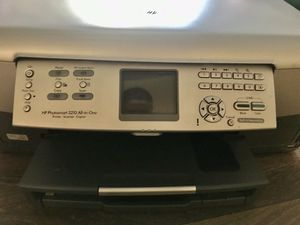 HP PhotoSmart 3210 All-in-One Printer, Scanner, Copier for Sale in Littleton, CO