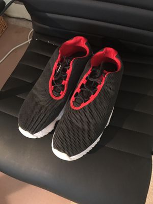 Jordan futures size 13 for Sale in Los Angeles, CA