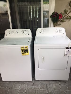 Washer And Gas Dryer Kenmore Like New for Sale in Costa Mesa, CA