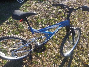 Next 18 speed full suspension bike for Sale in Brandon, MS