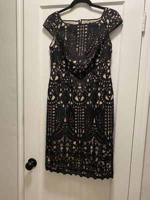 White House Black Market Black/Nude Dress for Sale in Oakland, CA