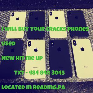 Samsung galaxy s8 for Sale in Reading, PA