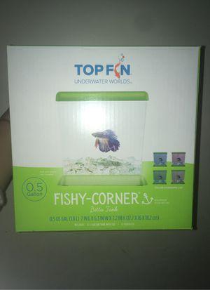 0.5 Top Fin Tank! HURRY SELLING FAST fish tank for Sale in Boynton Beach, FL