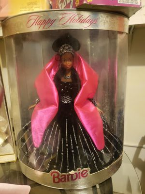 Holiday barbie for Sale in Laurel, MD