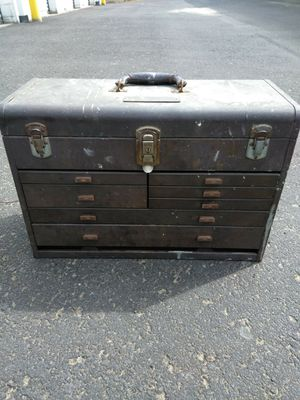 Kennedy Machinist Tool Box for Sale in Portland, OR