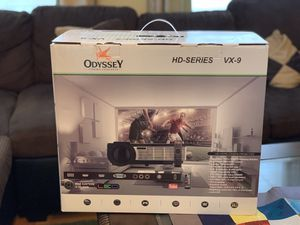 Home theatre and 3D Projector System (New) for Sale in Rockville, MD