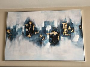 Canvas painting 48 x 60 for Sale in Union City, CA