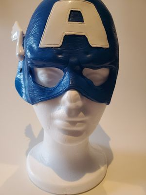 Captain America Mask for Sale in Elmont, NY
