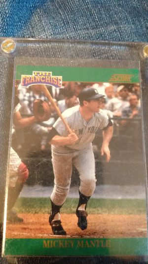Mickey Mantle for Sale in Raleigh, NC