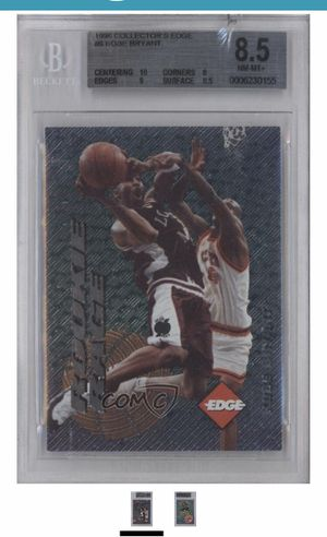 1996 Kobe Bryant Beckett 8.5 for Sale in NV, US
