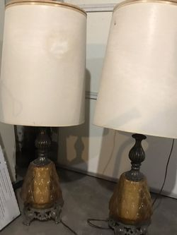 Vintage Lamps for Sale in San Pablo,  CA