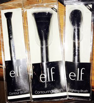 ELF makeup brushes. for Sale in Austin, TX