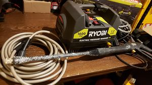 RYOBI 1,600 PSI 1.2 GPM Electric Pressure Washer for Sale in Phoenix, AZ