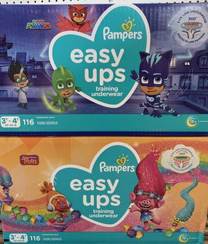 Pampers easy ups for Sale in Glendale, AZ