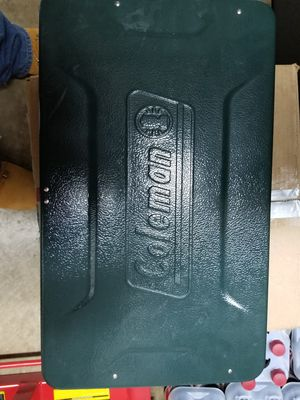 Coleman propane cook stove for Sale in Huntington, WV