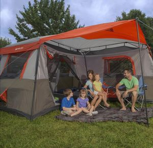 Ozark Trail 16x16 Instant Cabin Tent Sleeps 12 for Sale in Houston, TX