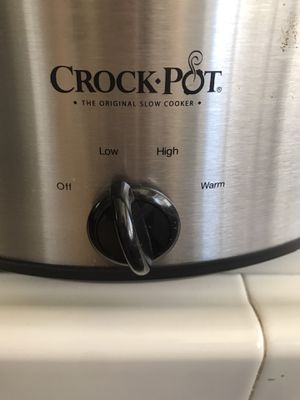 The Original Crock-Pot 6 gallon for Sale in Los Angeles, CA