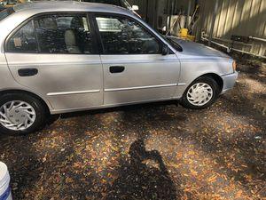 2001 Hyundai Accent GL for Sale in Tampa, FL