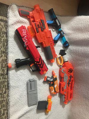 Nerf guns/ toys guns for Sale in Garden Grove, CA