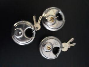 3 pad locks w/keys for Sale in Tacoma, WA