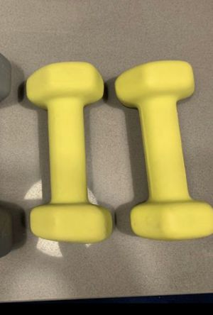 5lb dumbbells for Sale in San Diego, CA