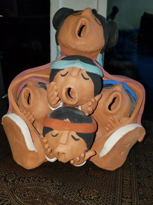 Rare Storytellers Pottery for Sale in Fairfax, VA