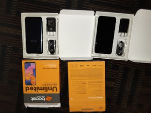Samsung a10 with service for Sale in Orange City, FL
