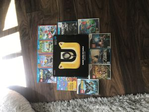 Wii U With Games for Sale in Houston, TX