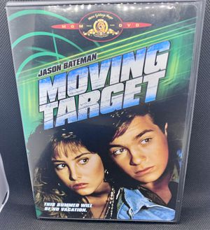MOVING TARGET DVD 1988 Jason Bateman Chynna Philips Rare HTF OOP for Sale in Puyallup, WA