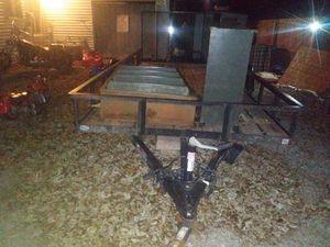 18 ft utility trailer for Sale in RAISINVL Township, MI