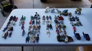 Original Star Wars action figures for Sale in Buckeye, AZ