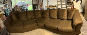 Sectional couch for Sale in Varna, IL