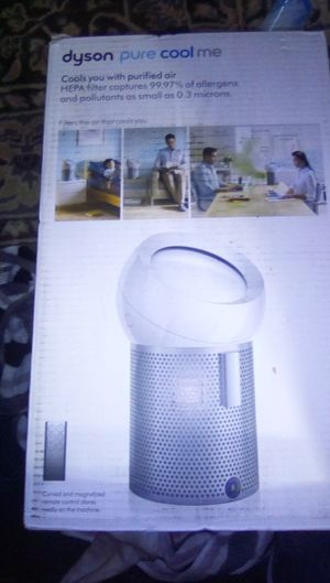 Dyson pure cool me humidifier fan for Sale in Whittier, CA