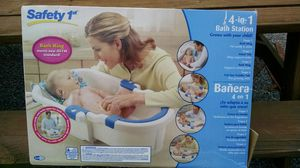 Safety first bath tub for Sale in Linden, PA