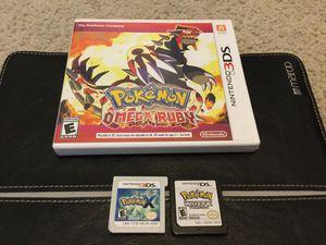 Pokémon Games for Sale in Riverview, FL