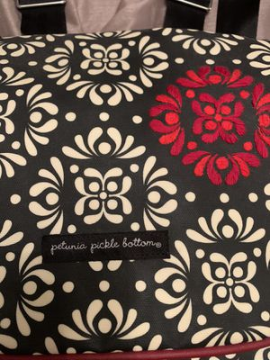 Petunia Pickle Bottom Diaper Bag Backpack for Sale in Irwindale, CA