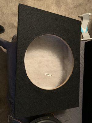 """12"""" Sub box for Sale in Pico Rivera, CA"""