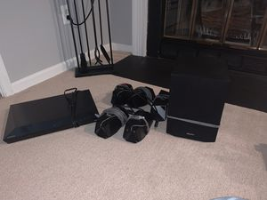 Sony surround sound + blu ray system for Sale in Germantown, MD