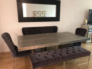 Z Gallarie Dining Furniture For Sale for Sale in New York, NY
