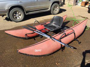 Rivendell Osprey Pontoon Raft for Sale in San Francisco, CA