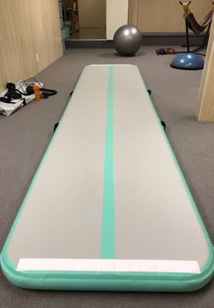 Air track (Length 13ft, Width almost 3ft) for Sale in Portland, OR