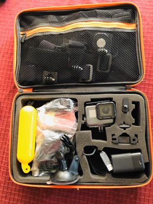 GoPro hero5 black ( with accessories and accessories case ) for Sale in Wexford, PA