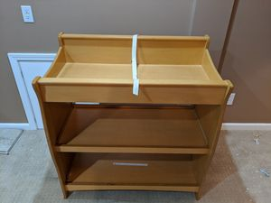Storkcraft Changing table for Sale in Gibsonia, PA