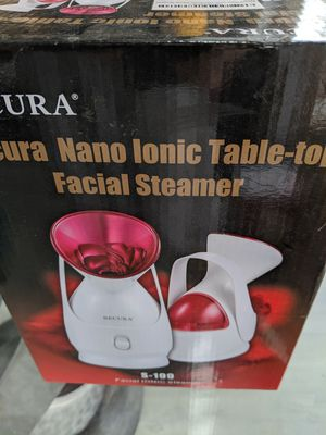 Table top facial steamer for Sale in Bellevue, WA