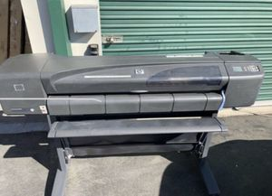 """HP DesignJet 800 PS Large 42"""" Printer / Plotter . Condition is Used. for Sale in Riverside, CA"""
