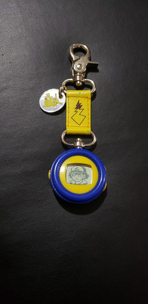 Rare vintage pokemon animated watch for Sale in Fort Lauderdale, FL
