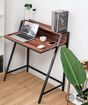 Tangkula 2 Tier Computer Desk for Sale in San Diego, CA