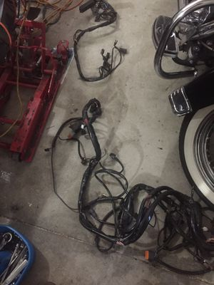 Harley Davidson 2001 Road King wire harness for Sale in Fontana, CA